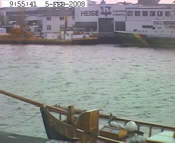 Bremerhaven webcam - Boot Bremerhafen  webcam, Bremen, Bremen